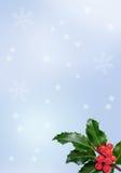 Fundo do Natal de Blure ilustração royalty free