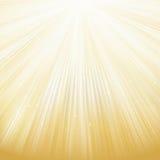 Fundo do Natal do ouro. EPS 8 Imagem de Stock