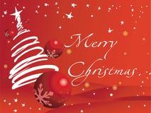 Fundo do Natal do vetor Imagens de Stock