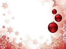 Fundo do Natal do vetor ilustração stock