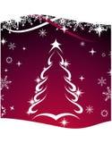Fundo do Natal do vetor Foto de Stock