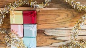 Fundo do Natal e do ano novo Imagem de Stock Royalty Free
