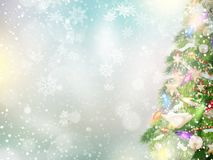 Fundo do Natal Eps 10 Imagens de Stock