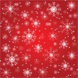 Fundo do Natal, ilustração Fotos de Stock