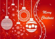 Fundo do Natal. ilustração do vetor. ilustração royalty free