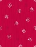 Fundo do Natal - teste padrão sem emenda do vetor Imagens de Stock