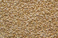 Fundo do Oatmeal Foto de Stock