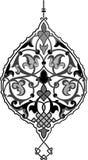 Fundo do ornamento Imagens de Stock Royalty Free