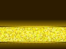 Fundo do ouro Imagens de Stock