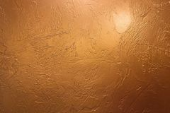 Fundo do ouro ou sombra da textura e dos inclinações Fundo amarelo brilhante da textura da folha de ouro da folha O papel de fund fotografia de stock royalty free