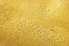 Fundo do ouro ou texturas e sombras, paredes velhas e riscos imagens de stock