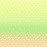 Fundo do outono em tons alaranjados e verdes amarelos Imagens de Stock