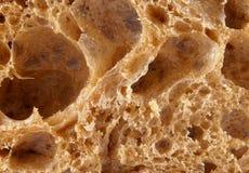 fundo do pão do Rye-trigo imagens de stock