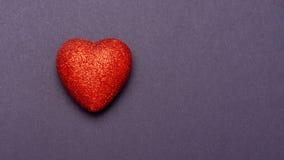 Fundo do papel do dia de Valentim com corações toning imagens de stock