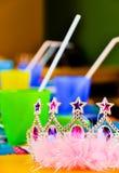 Fundo do partido das crianças Foto de Stock Royalty Free