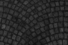 Fundo do pavimento da rua, textura da rocha Fotos de Stock Royalty Free