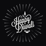Fundo do projeto da explosão da estrela do logotipo do festival de Diwali