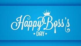 Fundo do projeto de rotulação do vintage do logotipo do dia do chefe