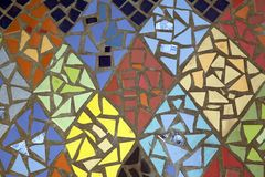 Fundo do projeto do mosaico imagem de stock royalty free