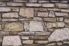 Fundo do projeto velho das pedras de uma parede moderna fotos de stock