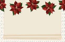Fundo do quadro do Natal foto de stock royalty free
