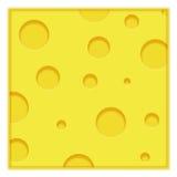 Fundo do queijo Foto de Stock Royalty Free