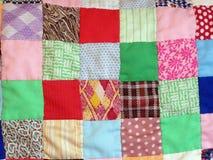 Fundo do Quilt Imagens de Stock Royalty Free