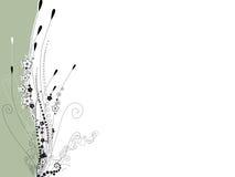 Fundo do ramalhete da flor Ilustração do Vetor