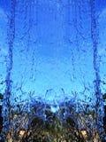 Fundo do respingo da água Fotos de Stock