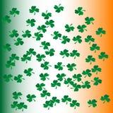 Fundo do St Patrick ilustração stock