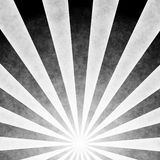 Fundo do starburst do Grunge Imagens de Stock