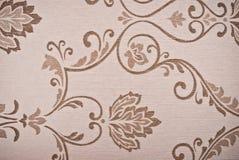 Fundo do sumário da flor de Brown imagens de stock