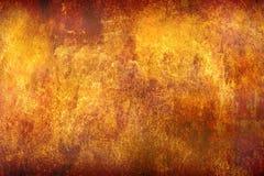 Fundo do sumário da textura do ouro Fotografia de Stock