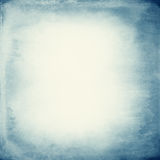 Fundo do sumário da textura do papel azul Fotografia de Stock Royalty Free