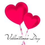 Fundo do sumário do dia do ` s do Valentim Ilustração do vetor Imagem de Stock Royalty Free
