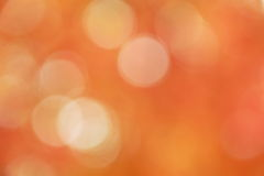 Fundo do sumário do ouro do outono - fotos conservadas em estoque Fotos de Stock Royalty Free