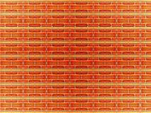 Fundo do sumário do tijolo vermelho Imagem de Stock