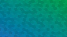 Fundo do sumário do verde azul Imagem de Stock Royalty Free