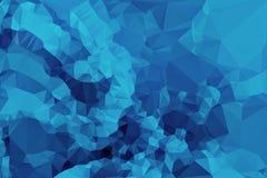Fundo do sumário do triângulo do teste padrão geométrico backdrop ilustração stock