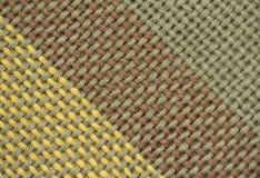 Fundo do tear da textura Foto de Stock Royalty Free