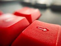 Fundo do teclado Imagem de Stock