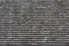 Fundo do telhado de ardósia Fotografia de Stock Royalty Free