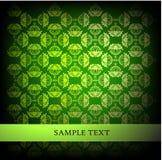 Fundo do teste padrão com espaço para o texto Imagem de Stock Royalty Free