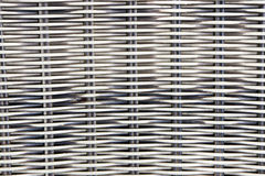Fundo do teste padrão do Weave Foto de Stock Royalty Free
