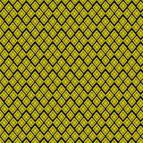 Fundo do teste padrão dos sarongues em Tailândia Fotografia de Stock