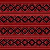Fundo do teste padrão dos sarongues em Tailândia Fotos de Stock
