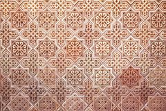 Fundo do teste padrão árabe Foto de Stock