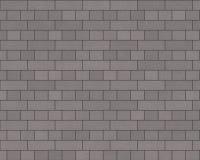 Fundo do tijolo do cinza de carvão vegetal Ilustração Stock