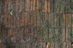 Fundo do tijolo vermelho fotografia de stock