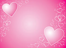 Fundo do Valentim, vetor ilustração do vetor